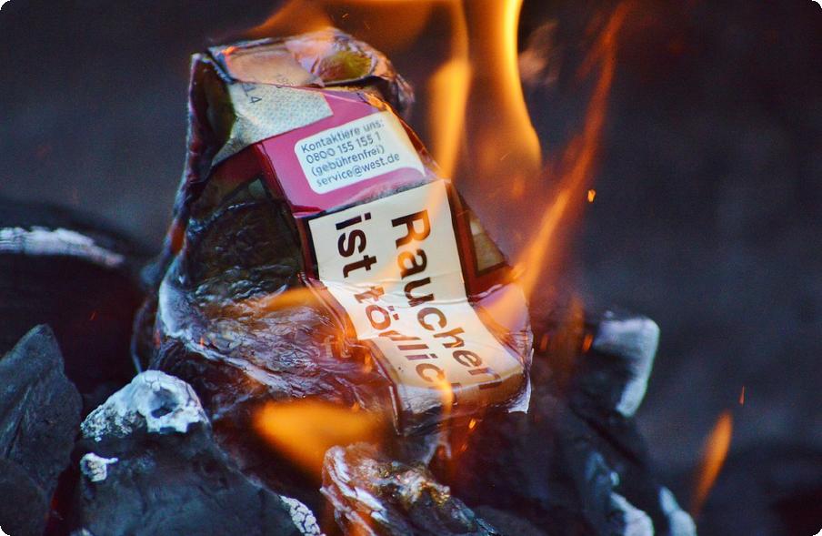 Raucherentwöhnung - Hypnose Uta Clausen